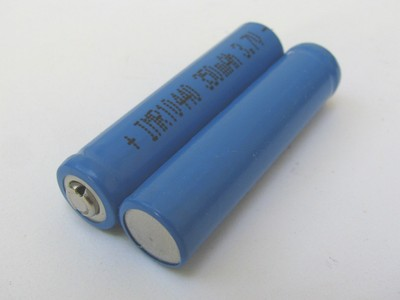 10440 IMR batteries