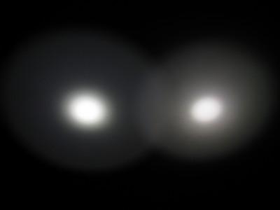 Quark vs. Aurora 1/200th second