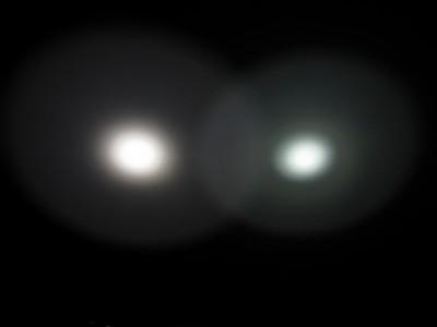 Quark vs. Fenix at 1/200th second