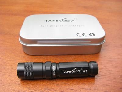 Tank007 E09 and Box