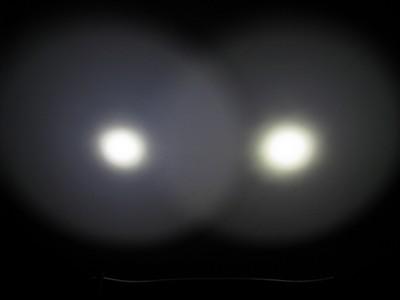 E09 vs. A3 High Li-ion 1/100th second