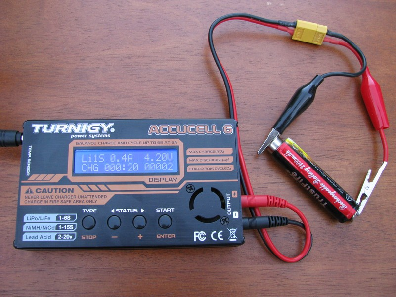 Review Turnigy Accucell 6 Hobby Charger