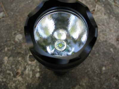 502B head, reflector, and LED