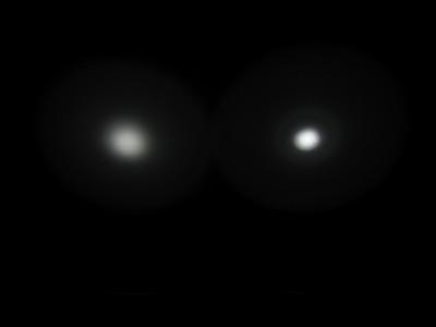 X1 vs. P60 1/1600th sec