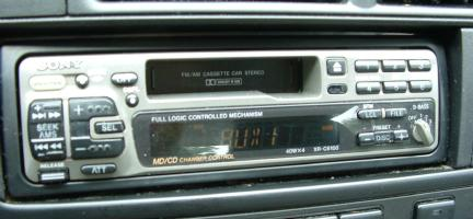 Connecting the iPod to Your Sony Car Stereo on